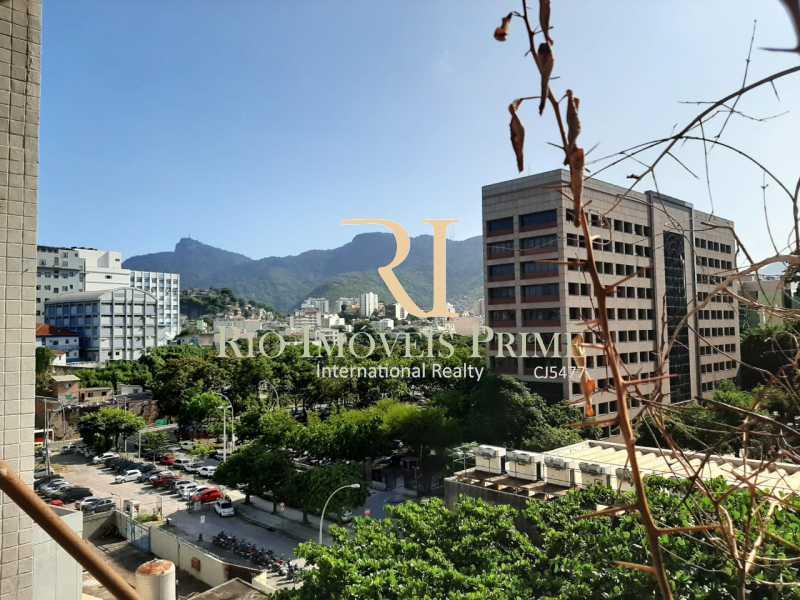 VISTA DA SACADA. - Apartamento à venda Rua Visconde de Duprat,Cidade Nova, Rio de Janeiro - R$ 370.000 - RPAP20187 - 1