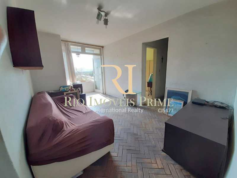 SALA - Apartamento à venda Rua Visconde de Duprat,Cidade Nova, Rio de Janeiro - R$ 370.000 - RPAP20187 - 3