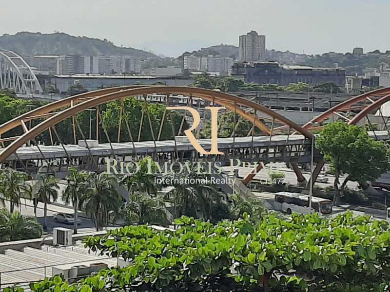 VISTA SACADA. - Apartamento à venda Rua Visconde de Duprat,Cidade Nova, Rio de Janeiro - R$ 370.000 - RPAP20187 - 6