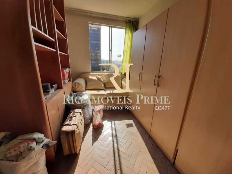 QUARTO2 - Apartamento à venda Rua Visconde de Duprat,Cidade Nova, Rio de Janeiro - R$ 370.000 - RPAP20187 - 10