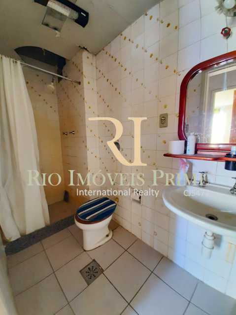 BANHEIRO SOCIAL - Apartamento à venda Rua Visconde de Duprat,Cidade Nova, Rio de Janeiro - R$ 370.000 - RPAP20187 - 11