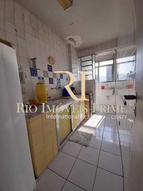 COZINHA - Apartamento à venda Rua Visconde de Duprat,Cidade Nova, Rio de Janeiro - R$ 370.000 - RPAP20187 - 12