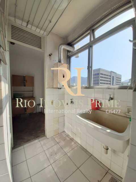 ÁREA SERVIÇO - Apartamento à venda Rua Visconde de Duprat,Cidade Nova, Rio de Janeiro - R$ 370.000 - RPAP20187 - 15