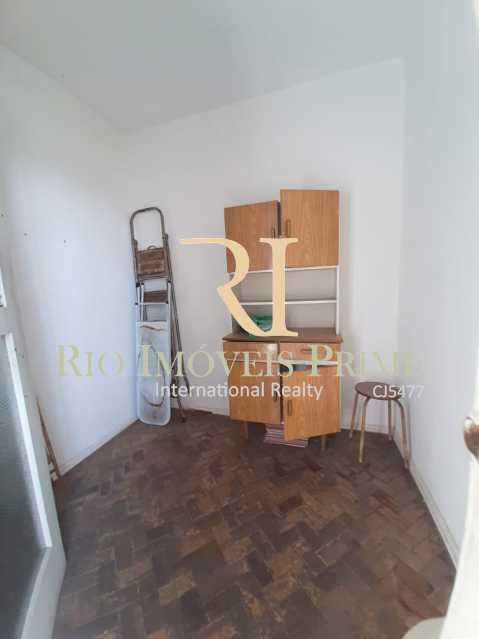 QUARTO SERVIÇO - Apartamento à venda Rua Visconde de Duprat,Cidade Nova, Rio de Janeiro - R$ 370.000 - RPAP20187 - 16