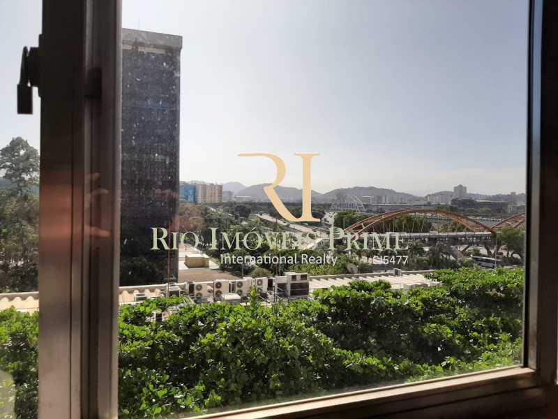 VISTA SACADA. - Apartamento à venda Rua Visconde de Duprat,Cidade Nova, Rio de Janeiro - R$ 370.000 - RPAP20187 - 26