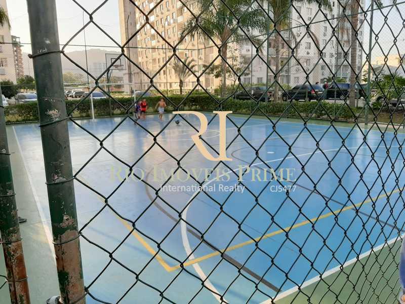 QUADRA POLIESPORTIVA - Apartamento 2 quartos à venda Barra Olímpica, Rio de Janeiro - R$ 320.000 - RPAP20188 - 20