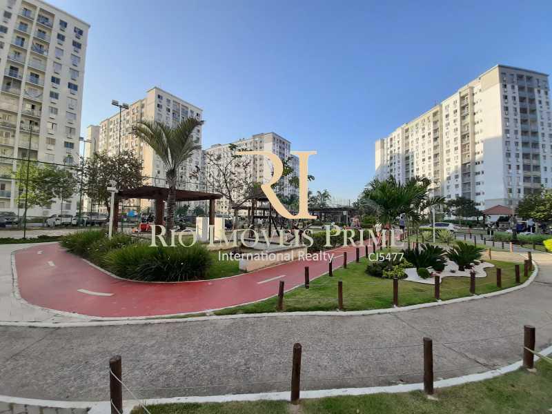 ÁREA DE LAZER - Apartamento 2 quartos à venda Barra Olímpica, Rio de Janeiro - R$ 320.000 - RPAP20188 - 25