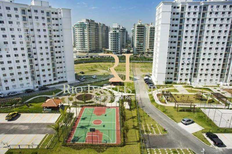 ÁREA DE LAZER - Apartamento 2 quartos à venda Barra Olímpica, Rio de Janeiro - R$ 320.000 - RPAP20188 - 22