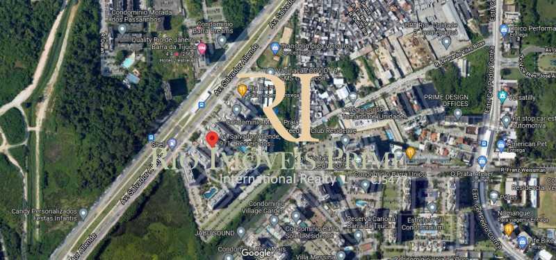 LOCALIZAÇÃO - Apartamento 2 quartos à venda Barra Olímpica, Rio de Janeiro - R$ 320.000 - RPAP20188 - 27