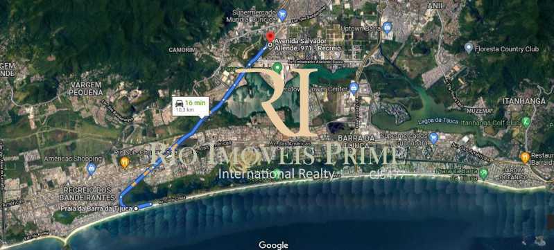 DISTÂNCIA PRAIA DO RECREIO - Apartamento 2 quartos à venda Barra Olímpica, Rio de Janeiro - R$ 320.000 - RPAP20188 - 29