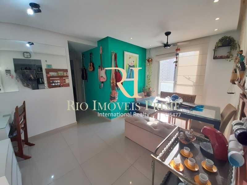 SALA - Apartamento 2 quartos à venda Barra Olímpica, Rio de Janeiro - R$ 320.000 - RPAP20188 - 1
