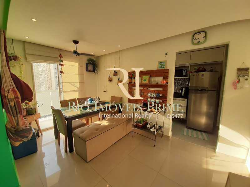 SALA - Apartamento 2 quartos à venda Barra Olímpica, Rio de Janeiro - R$ 320.000 - RPAP20188 - 3