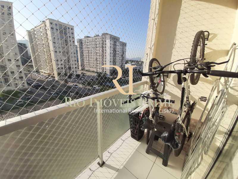 SACADA - Apartamento 2 quartos à venda Barra Olímpica, Rio de Janeiro - R$ 320.000 - RPAP20188 - 5