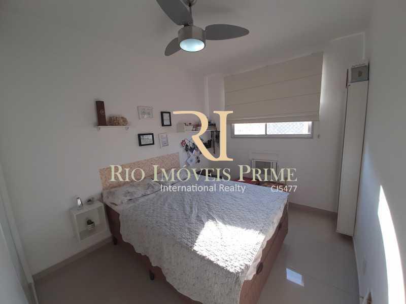 QUARTO1 - Apartamento 2 quartos à venda Barra Olímpica, Rio de Janeiro - R$ 320.000 - RPAP20188 - 7