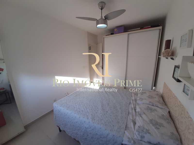 QUARTO1 - Apartamento 2 quartos à venda Barra Olímpica, Rio de Janeiro - R$ 320.000 - RPAP20188 - 8