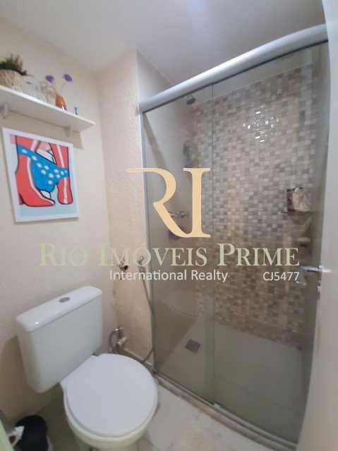BANHEIRO - Apartamento 2 quartos à venda Barra Olímpica, Rio de Janeiro - R$ 320.000 - RPAP20188 - 12