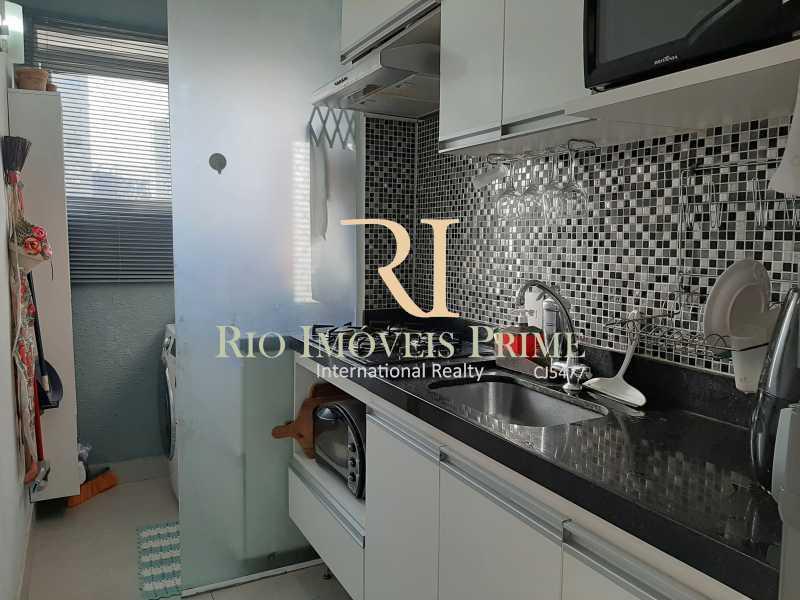 COZINHA - Apartamento 2 quartos à venda Barra Olímpica, Rio de Janeiro - R$ 320.000 - RPAP20188 - 13