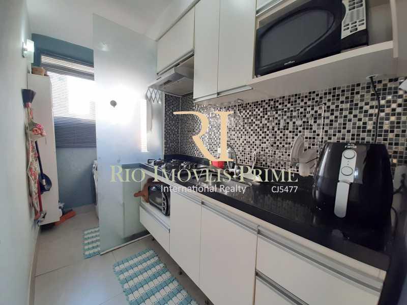 COZINHA - Apartamento 2 quartos à venda Barra Olímpica, Rio de Janeiro - R$ 320.000 - RPAP20188 - 14