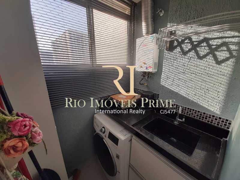 ÁREA SERVIÇO - Apartamento 2 quartos à venda Barra Olímpica, Rio de Janeiro - R$ 320.000 - RPAP20188 - 16