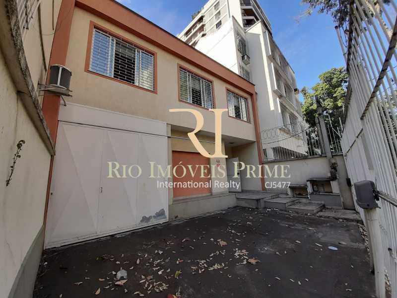 FACHADA - Prédio 341m² para venda e aluguel Rua Conselheiro Olegário,Maracanã, Rio de Janeiro - R$ 950.000 - RPPR40001 - 1