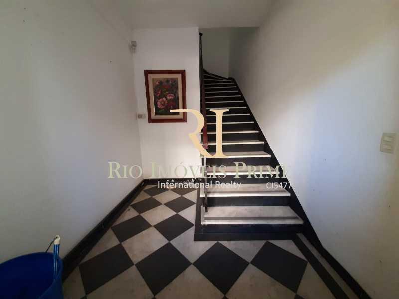 ENTRADA - Prédio 341m² para venda e aluguel Rua Conselheiro Olegário,Maracanã, Rio de Janeiro - R$ 950.000 - RPPR40001 - 3