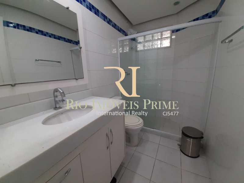 BANHEIRO SUÍTE PAV2 - Prédio 341m² para venda e aluguel Rua Conselheiro Olegário,Maracanã, Rio de Janeiro - R$ 950.000 - RPPR40001 - 10