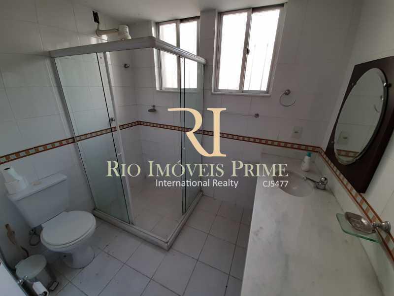 BANHEIRO SOCIAL PAV2 - Prédio 341m² para venda e aluguel Rua Conselheiro Olegário,Maracanã, Rio de Janeiro - R$ 950.000 - RPPR40001 - 11