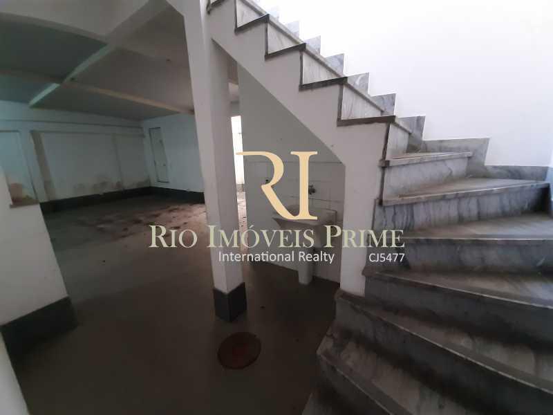 ACESSO PAV1 - Prédio 341m² para venda e aluguel Rua Conselheiro Olegário,Maracanã, Rio de Janeiro - R$ 950.000 - RPPR40001 - 16