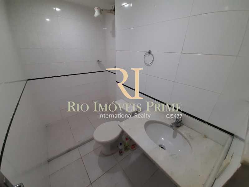 BANHEIRO SOCIAL PAV1 - Prédio 341m² para venda e aluguel Rua Conselheiro Olegário,Maracanã, Rio de Janeiro - R$ 950.000 - RPPR40001 - 17