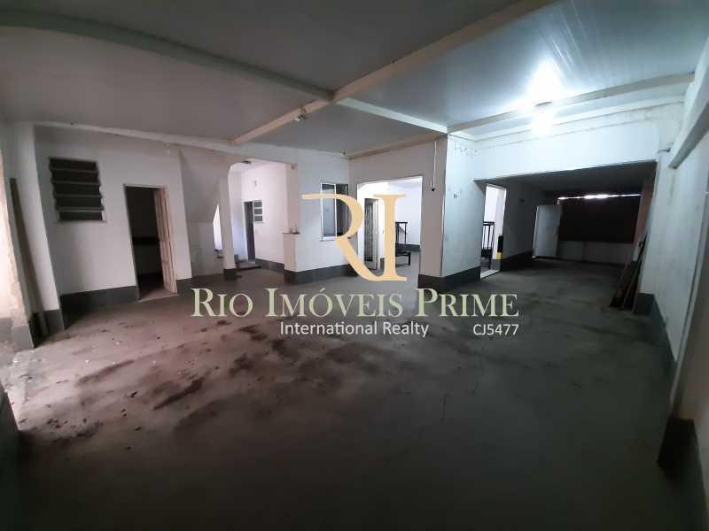 GARAGEM PAV1 - Prédio 341m² para venda e aluguel Rua Conselheiro Olegário,Maracanã, Rio de Janeiro - R$ 950.000 - RPPR40001 - 18