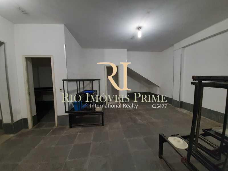 SALA PAV1 - Prédio 341m² para venda e aluguel Rua Conselheiro Olegário,Maracanã, Rio de Janeiro - R$ 950.000 - RPPR40001 - 19