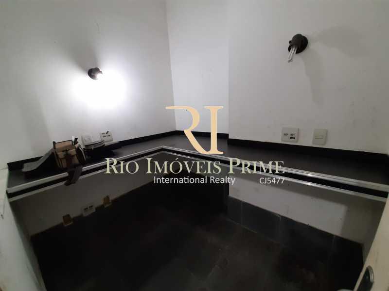 ESCRITÓRIO PAV1 - Prédio 341m² para venda e aluguel Rua Conselheiro Olegário,Maracanã, Rio de Janeiro - R$ 950.000 - RPPR40001 - 20