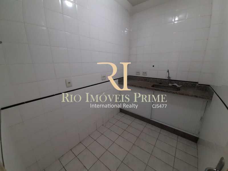 COZINHA - Prédio 341m² para venda e aluguel Rua Conselheiro Olegário,Maracanã, Rio de Janeiro - R$ 950.000 - RPPR40001 - 21