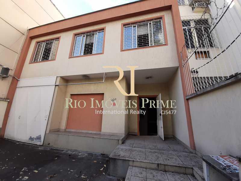 FACHADA - Prédio 341m² para venda e aluguel Rua Conselheiro Olegário,Maracanã, Rio de Janeiro - R$ 950.000 - RPPR40001 - 28