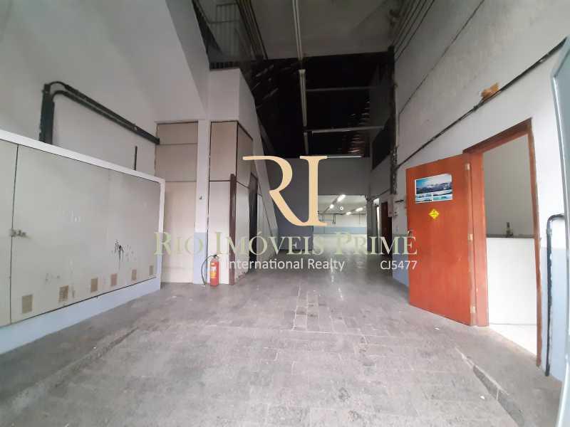 GARAGEM - Prédio 800m² para alugar Rua Pedro Alves,Santo Cristo, Rio de Janeiro - R$ 7.000 - RPPR00004 - 3