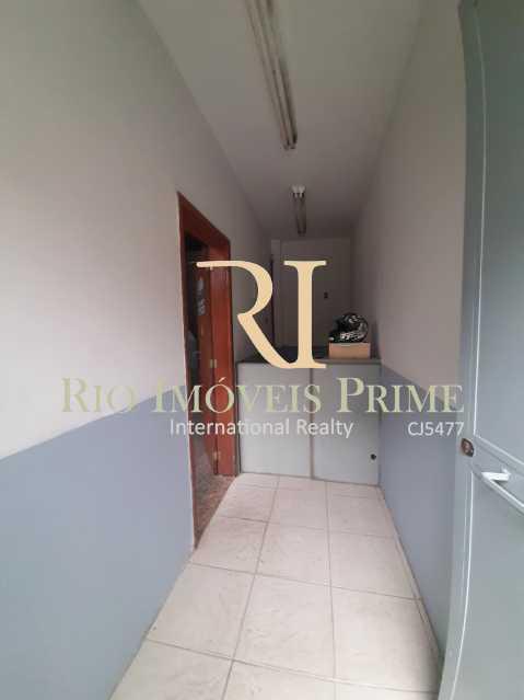 RECEPÇÃO LATERAL - Prédio 800m² para alugar Rua Pedro Alves,Santo Cristo, Rio de Janeiro - R$ 7.000 - RPPR00004 - 4