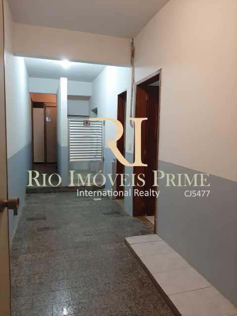 BANHEIROS FEMININOS - Prédio 800m² para alugar Rua Pedro Alves,Santo Cristo, Rio de Janeiro - R$ 7.000 - RPPR00004 - 6