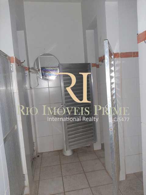 BANHEIROS FEMININOS - Prédio 800m² para alugar Rua Pedro Alves,Santo Cristo, Rio de Janeiro - R$ 7.000 - RPPR00004 - 8