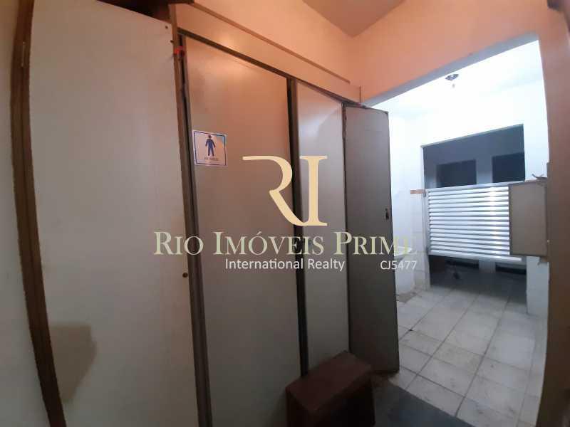 VESTIÁRIO MASCULINO - Prédio 800m² para alugar Rua Pedro Alves,Santo Cristo, Rio de Janeiro - R$ 7.000 - RPPR00004 - 11