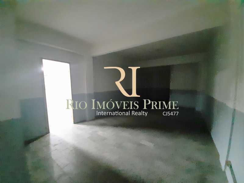 SALA1 - Prédio 800m² para alugar Rua Pedro Alves,Santo Cristo, Rio de Janeiro - R$ 7.000 - RPPR00004 - 12
