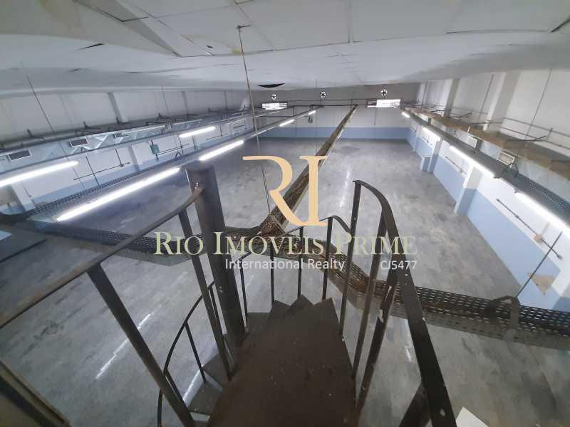 GALPÃO - Prédio 800m² para alugar Rua Pedro Alves,Santo Cristo, Rio de Janeiro - R$ 7.000 - RPPR00004 - 15