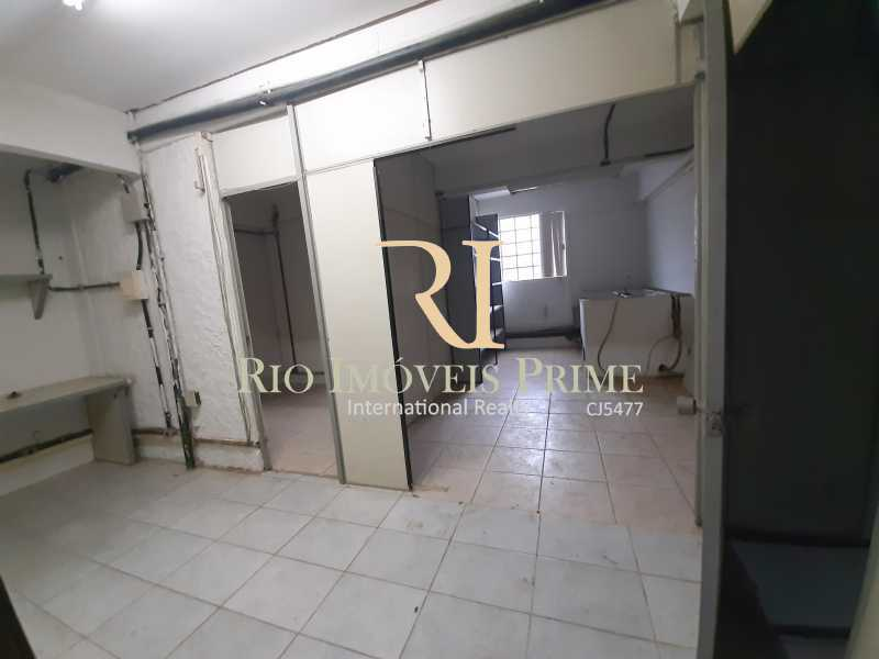 SALAS - Prédio 800m² para alugar Rua Pedro Alves,Santo Cristo, Rio de Janeiro - R$ 7.000 - RPPR00004 - 17