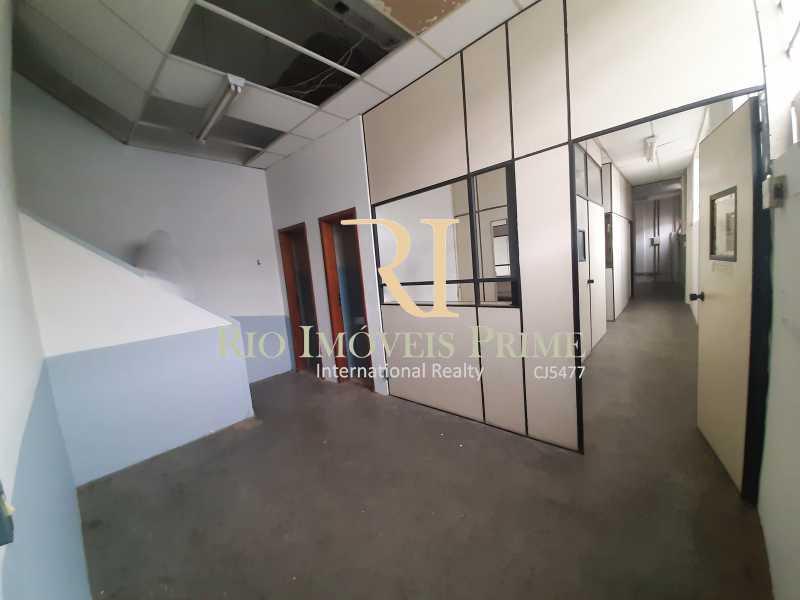 SALAS PAV2 - Prédio 800m² para alugar Rua Pedro Alves,Santo Cristo, Rio de Janeiro - R$ 7.000 - RPPR00004 - 19