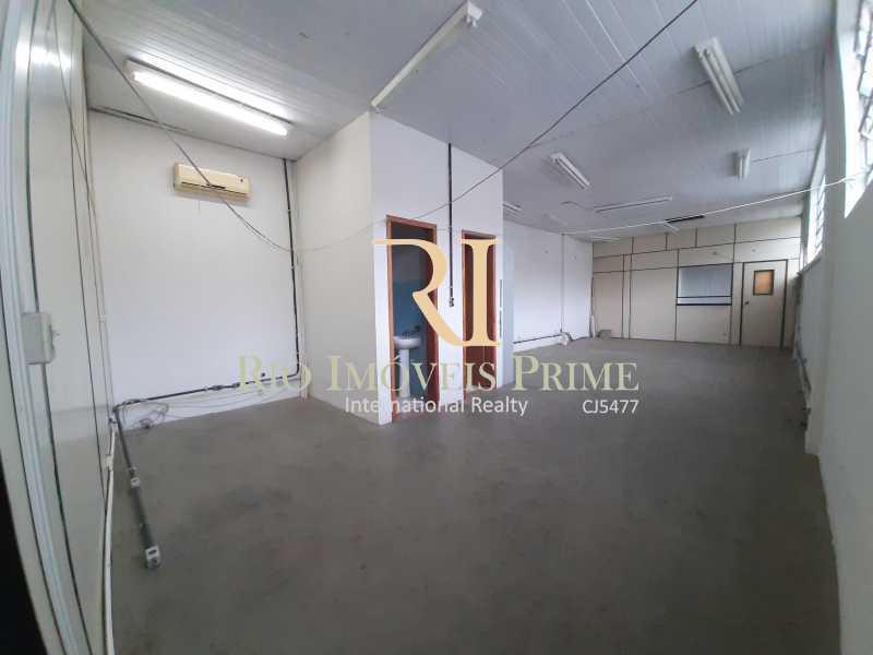 PAV3 - Prédio 800m² para alugar Rua Pedro Alves,Santo Cristo, Rio de Janeiro - R$ 7.000 - RPPR00004 - 21