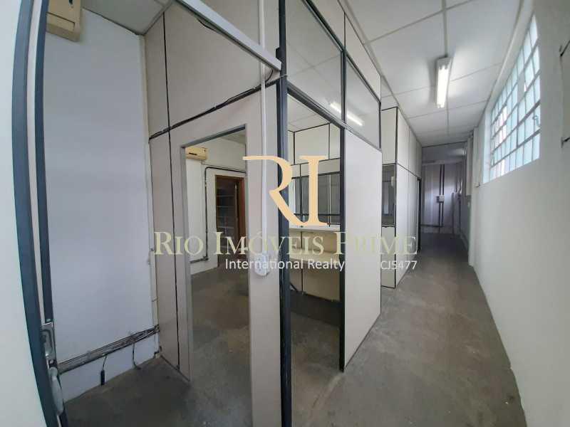 SALAS PAV2 - Prédio 800m² para alugar Rua Pedro Alves,Santo Cristo, Rio de Janeiro - R$ 7.000 - RPPR00004 - 22