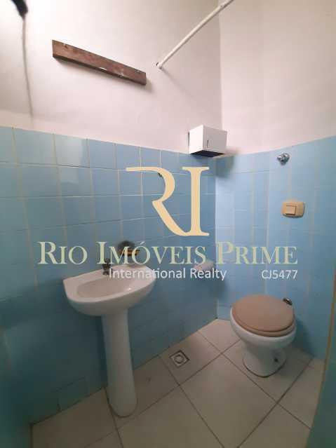 BANHEIRO PAV2 - Prédio 800m² para alugar Rua Pedro Alves,Santo Cristo, Rio de Janeiro - R$ 7.000 - RPPR00004 - 29