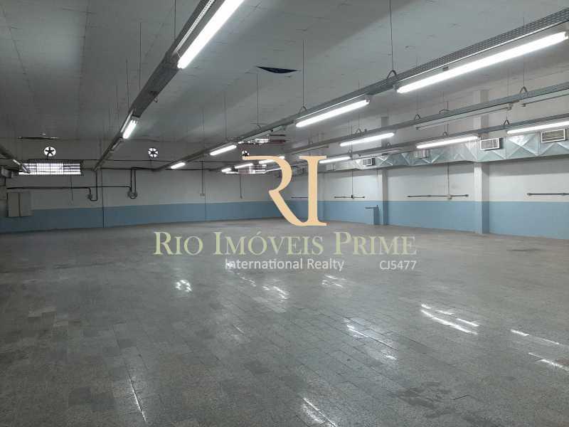 GALPÃO - Prédio 800m² para alugar Rua Pedro Alves,Santo Cristo, Rio de Janeiro - R$ 7.000 - RPPR00004 - 30