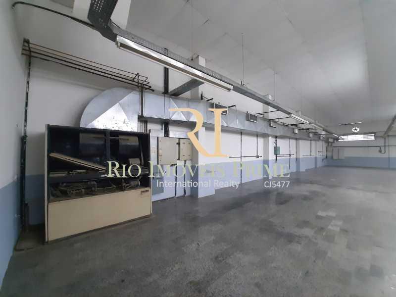 GALPÃO - Prédio 800m² para alugar Rua Pedro Alves,Santo Cristo, Rio de Janeiro - R$ 7.000 - RPPR00004 - 31