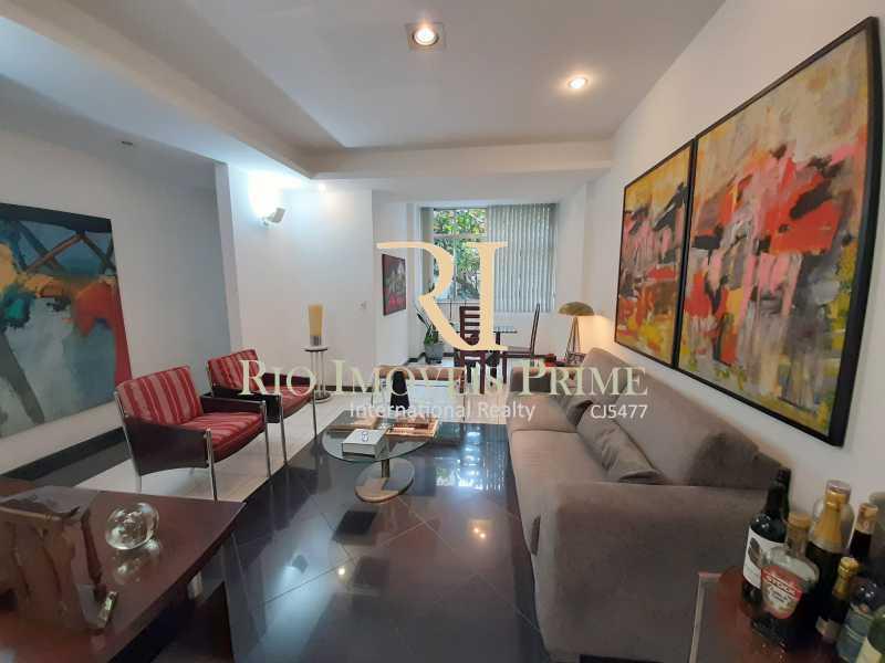 SALAS - Apartamento à venda Avenida Rainha Elizabeth da Bélgica,Ipanema, Rio de Janeiro - R$ 1.299.990 - RPAP30116 - 3