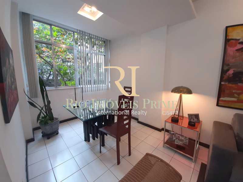 SALA DE JANTAR - Apartamento à venda Avenida Rainha Elizabeth da Bélgica,Ipanema, Rio de Janeiro - R$ 1.299.990 - RPAP30116 - 4